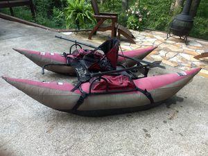 Arrow one person Pontoon boat. for Sale in Ellijay, GA