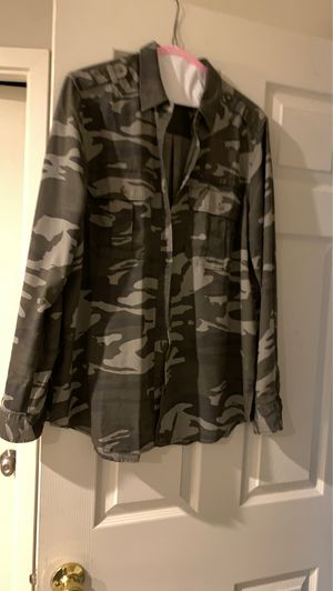 Women's Camo Shirt for Sale in Penn Valley, PA