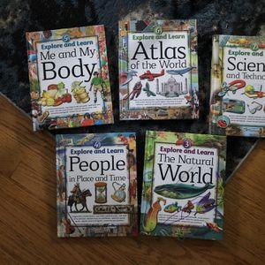 Explore And Learn Books for Sale in Castro Valley, CA
