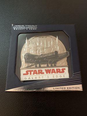 Disney Star Wars Galaxy's Edge Opening Day pin for Sale in Polk City, FL
