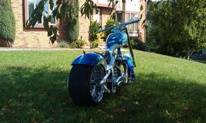 One-off custom show chopper. for Sale in Brentwood, TN