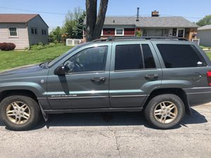 Jeep Grand Cherokee for Sale in Chicago Heights, IL
