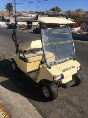 Golf Cart Club Car DS Electric 48V Cart with Charger for Sale in Los Angeles, CA