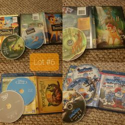 Kids DVD Lot #6 for Sale in Marceline,  MO