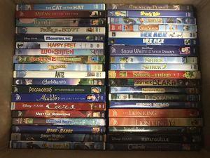 50+ Disney and kids movies for free for Sale in Fort Lauderdale, FL