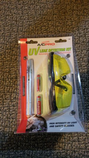 UV leak detection kit for Sale in Durham, NC