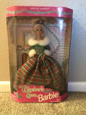 1994 Winter's Eve special edition Barbie for Sale in Gresham, OR