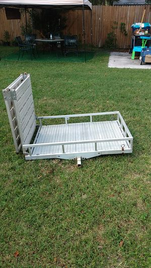 Trailer hitch tow tote for Sale in Tampa, FL