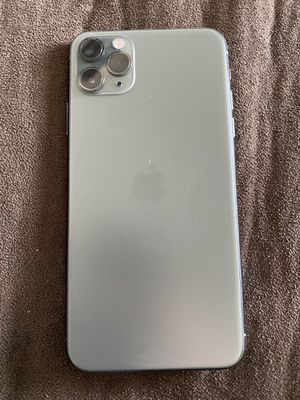 iPhone 11 Pro Max 256 gb for Sale in Beaverton, OR