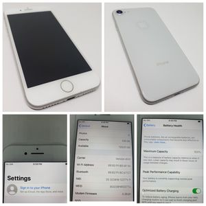 128GB FACTORY UNLOCKED IPHONE 8 IN LIKE NEW CONDITION FOR $280 FIRM. NO TRADES. PU IN NW OKC. WILLING TO HELP ACTIVATE/TEST WITH ANY CARRIER. for Sale in Oklahoma City, OK