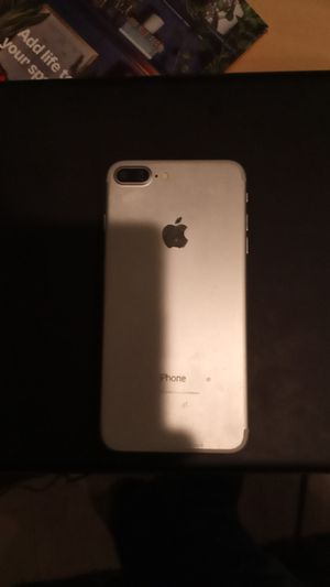 iPhone 7 plus front glass broken use for parts for Sale in Los Angeles, CA
