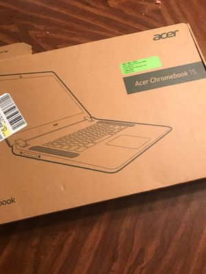 Acer Chromebook 15 for Sale in Pickens, SC
