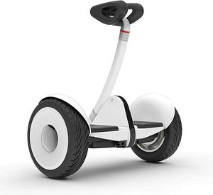 BRAND NEW Segway Ninebot S Smart Self-Balancing Electric Scooter, White for Sale in Detroit, MI