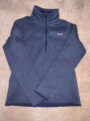 Patagonia Quarter ZIP Fleece Pullover Women's small for Sale in Seattle, WA
