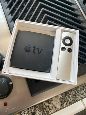 Apple TV 3rd generation Works! for Sale in Long Beach, CA