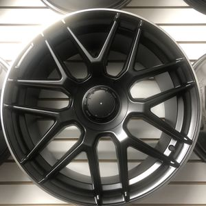 """BLACK FRIDAY SPECIALS 19"""" E63 AMG STYLE WHEELS RIMS TIRES Fit All Mercedes Models 4matic Awd for Sale in Queens, NY"""