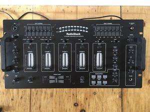 RadioShack DJ mixer for Sale in Golden, CO