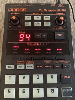 Boss SP-202 for Sale in Decatur,  GA
