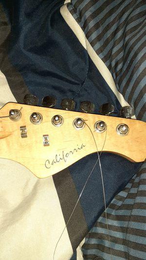 Guitar missing strings for Sale in Sand Springs, OK