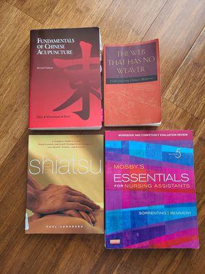 Anatomy books/Shiatsu massage for Sale in ROCKAWAY BEAC, NY