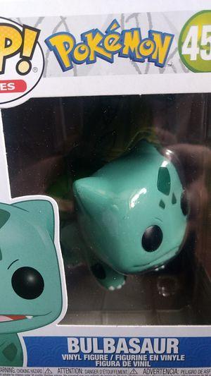 Pokemon Balbasaur pop vinyl for Sale in Monroeville, PA