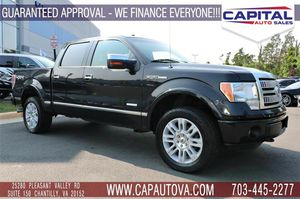 2012 Ford F-150 for Sale in Chantilly, VA