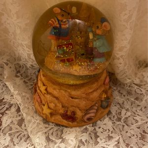 Pirate Mice Musical Snow Globe for Sale in Tampa, FL