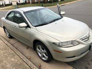2005 Mazda 6 Sport for Sale in Manassas, VA