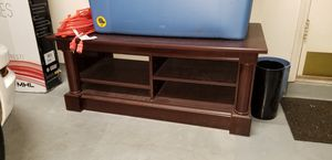 Sauder Wood Coffee Table w/ Moveable Shelves for Sale in Houston, TX