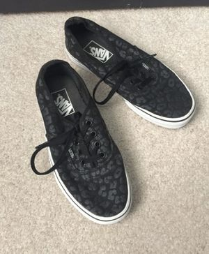 Animal print vans for Sale in Huber Heights, OH