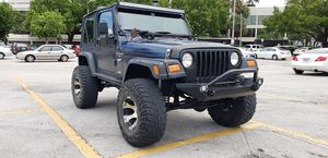 97 Jeep Wrangler TJ - Absolutely no trades for Sale in Miami, FL
