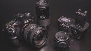 Sony a77 bundle for Sale in Buckley, WA
