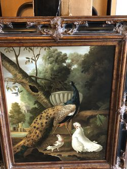Beautiful Paintings In Wooden Art Frame for Sale in Troutdale,  OR