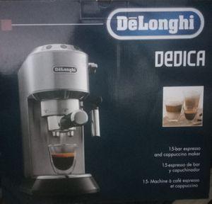 DeLonghi Dedica espresso machine for Sale in Lake Stevens, WA
