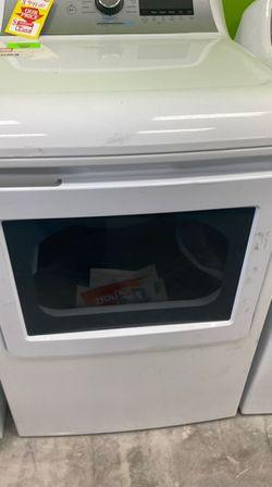 GE GTD84ECSNWS dryer 🤩🤩🤩🤩 LT for Sale in Pasadena,  CA