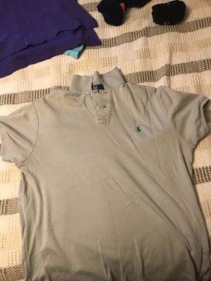 Polo Ralph Lauren rugby shirt S/S for Sale in Chantilly, VA