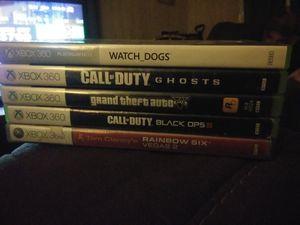 Xbox 360 games for Sale in Peoria, IL