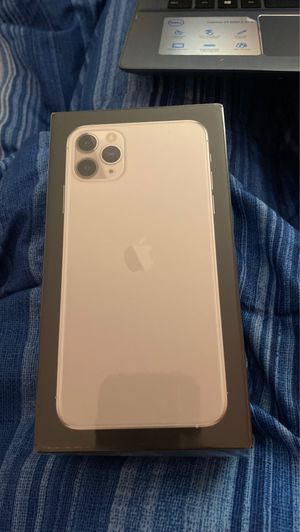 iPhone 11 Pro Max for Sale in Hyattsville, MD