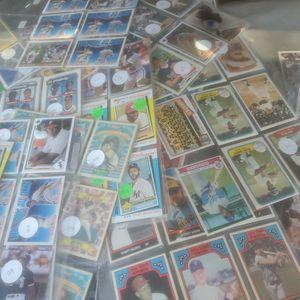 Baseball Card Lot for Sale in Henderson, NV