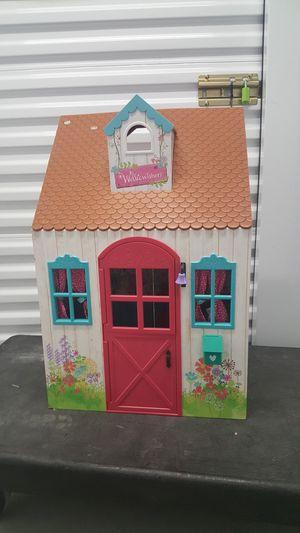 American Girl wellie wishers doll house for Sale in Murfreesboro, TN