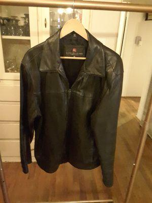 Super Soft Luis Alvear Leather Suit Jacket for Sale in Sanger, CA