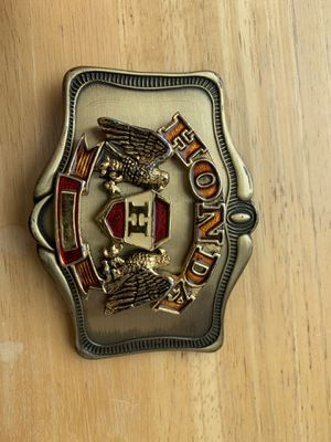 Vintage Honda motorcycle belt buckle 1978 for Sale in Denver, CO