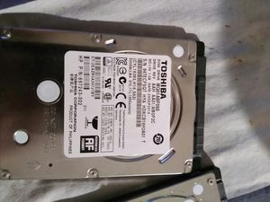 Toshiba hard drive for Sale in Sioux Falls, SD