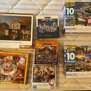 25 Puzzles for Sale in Fort Bliss, TX