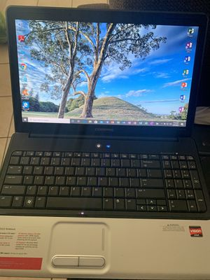 HP PRESARIO CQ61 .....$$$145.00-$$$.....500GB ....4.0 RAM ....SUPER CLEAN...READY FOR CLASSES ON LINE OR HOME NO PASSWORD for Sale in Hacienda Heights, CA