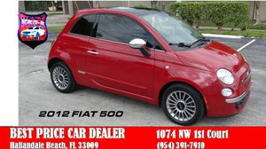 2012 FIAT 500 for Sale in Hallandale Beach, FL