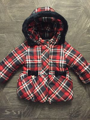 Mayoral plaid winter coat (18 months) for Sale in Geneva, IL