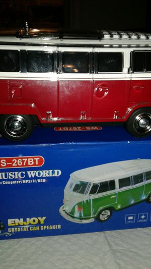 VW bus if you love music for Sale in South Gate, CA