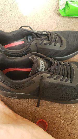 Levi's black shoes for Sale in North Las Vegas, NV