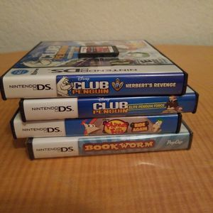 Nintendo DS games, variety for Sale in Phoenix, AZ